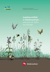 Externer Link: Insektenvielfalt in Niedersachsen - und was wir dafür tun können